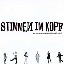 STIMMEN IM KOPF (2013 Orig. Berlin Cast) - CD