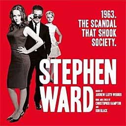 STEPHEN WARD (2014 Orig. London Cast) - CD