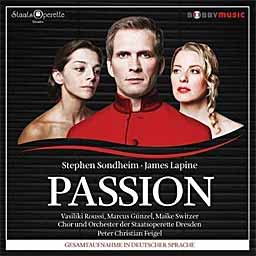 PASSION (2014 Staatsoperette Dresden Cast) - 2CD