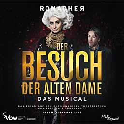 DER BESUCH DER ALTEN DAME (2014 Wien Cast) Live - 2CD