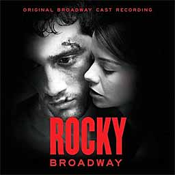ROCKY (2014 Orig. Broadway Cast) - CD
