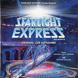 STARLIGHT EXPRESS (2014 Bochum Cast) Live - 2CD