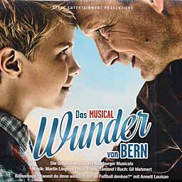 DAS WUNDER VON BERN (2015 Orig. Hamburg Cast) - CD