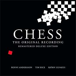 CHESS (2014 Remastered Studio Cast) & Bonus-DVD - 2CD