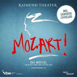 MOZART! (2015 Gesamtaufnahme Wien) Live - 2CD