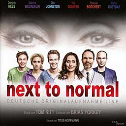 NEXT TO NORMAL - FAST NORMAL (2014 Fürth Cast) Live - 2CD