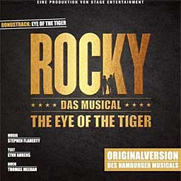 ROCKY - DAS MUSICAL (2016 Hamburg Cast) incl. Bonus - CD