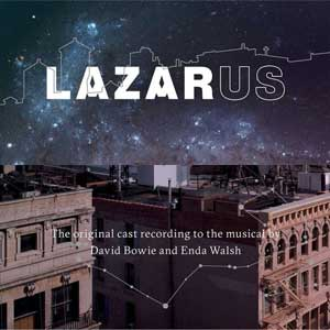 LAZARUS (2016 Orig. Cast Recording) - 2CD