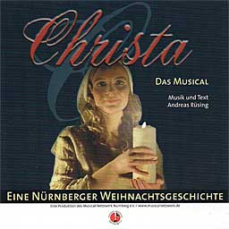 CHRISTA (2011 Orig. Nürnberg Cast) - CD