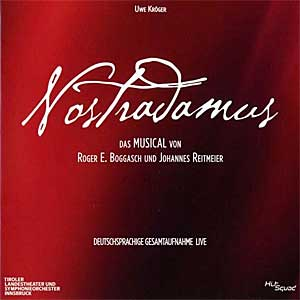 NOSTRADAMUS (2017 Orig. Innsbruck Cast) - Live - 2CD