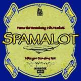 Playback! SPAMALOT (Broadway) - CD