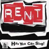 Playback! RENT (Broadway) - CD