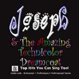 Playback! JOSEPH & THE AMAZING TECHNICOLOR DREAMCOAT - CD