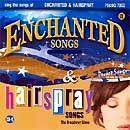Playback! ENCHANTED & HAIRSPRAY - CD