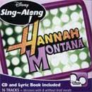 Playback! Disney's Karaoke: Hannah Montana - CD