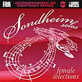 Playback! Sondheim Solos: Female Selections - CD